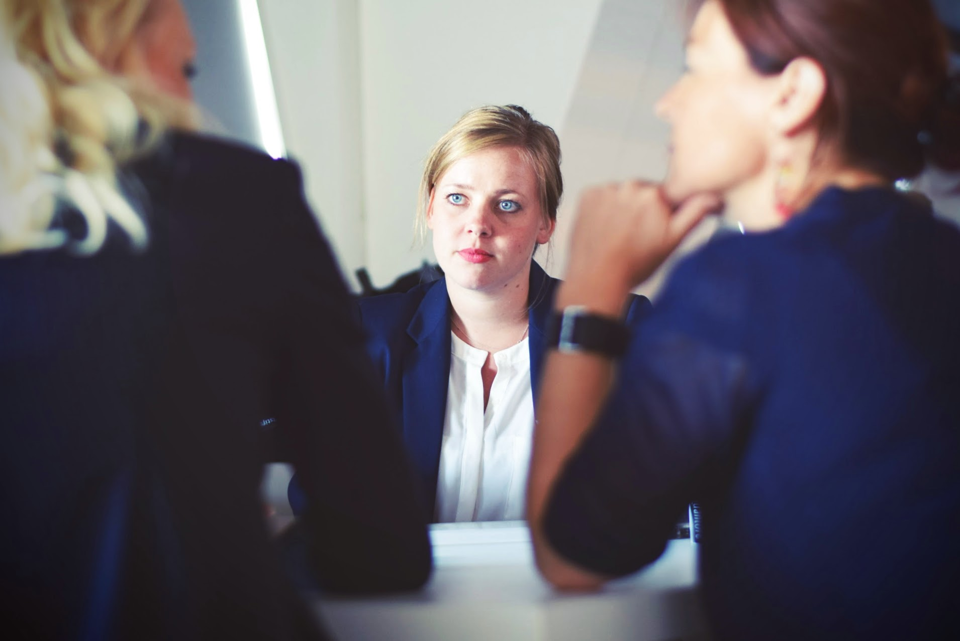 Interview Nerves and how to deal with them.