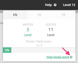 Wordapp Level Help